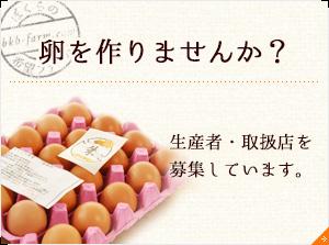 卵を作りませんか